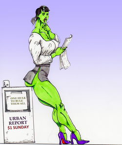 She Hulk to Rule them all